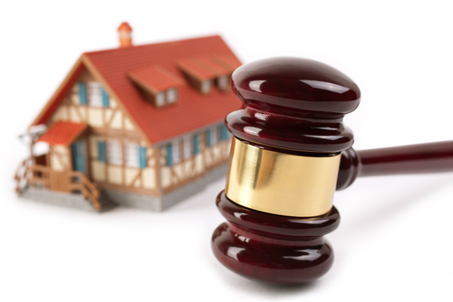 Home Foreclosure Auction